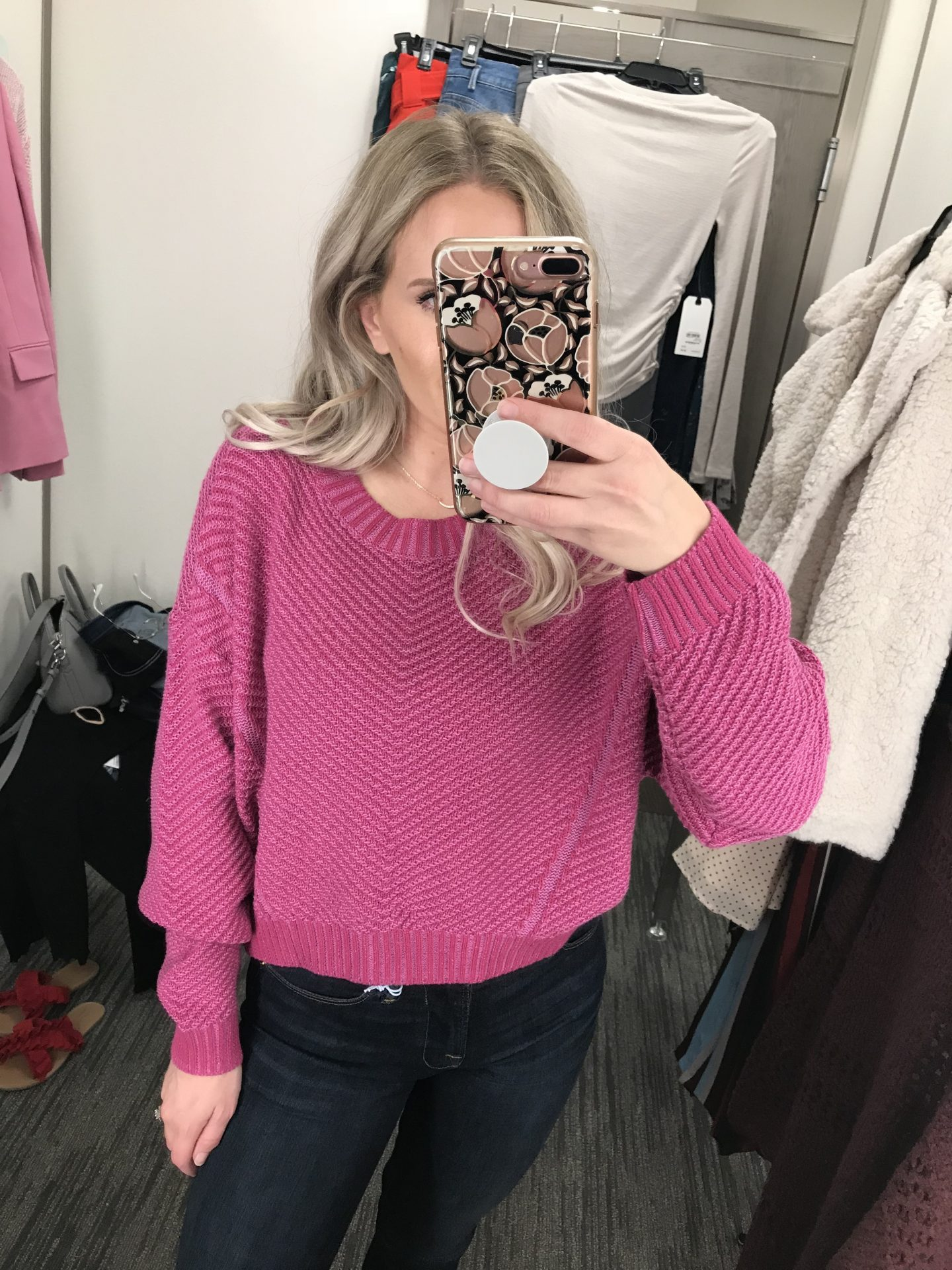 Nordstrom Anniversary Sale: Dressing Room Try On featured by Orange County fashion blogger, Dress Me Blonde