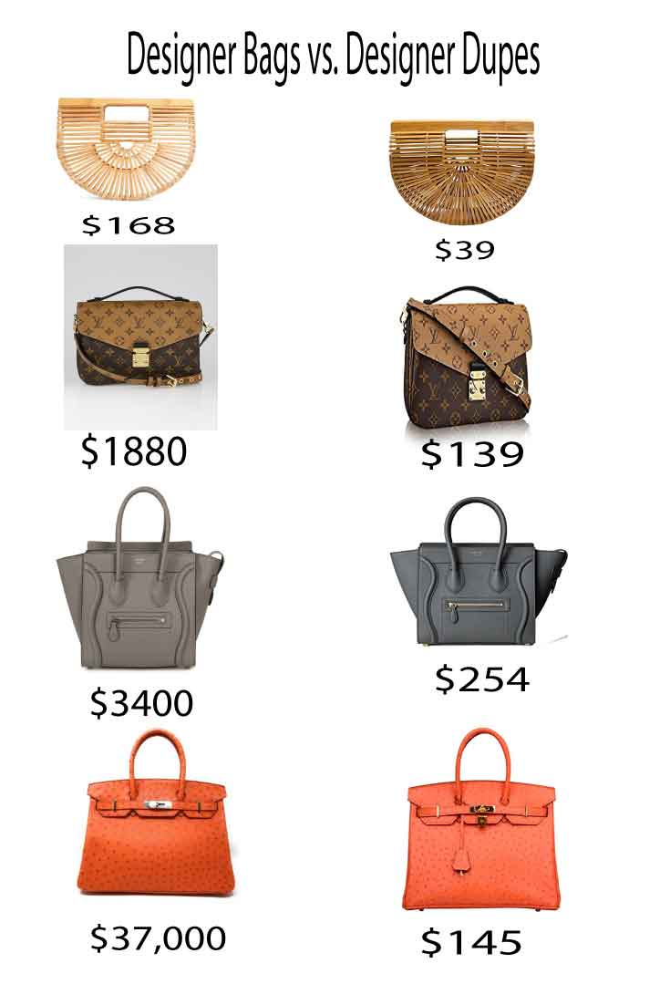 bae6eebd7dda ... The Best Designer Bag DUPES featured by Orange County fashion blogger
