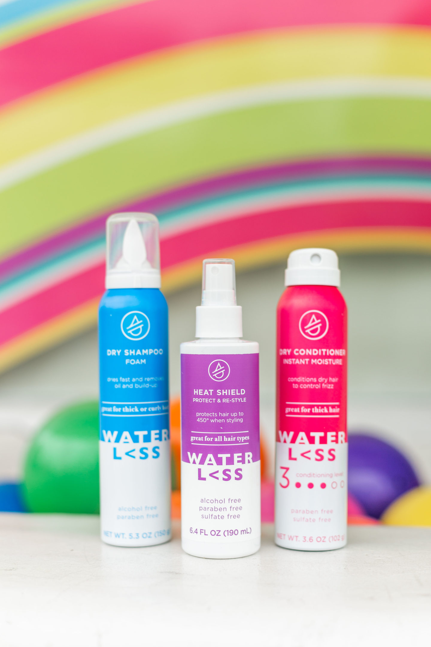 Waterless Dry Shampoo Foam review featured by top Los Angeles beauty blog, Dress Me Blonde.